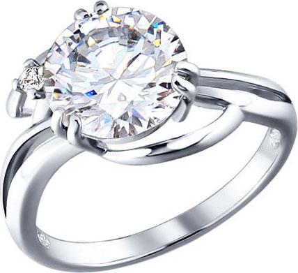 Кольца SOKOLOV 94010199_s_16-5 золотые кольца высокой пробы