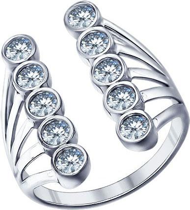 Кольца SOKOLOV 94011314_s браслет из янтаря россыпи