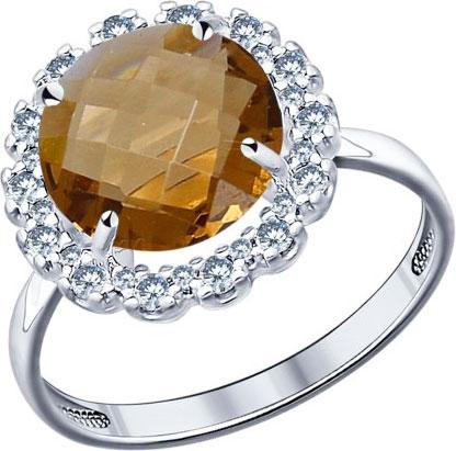Кольца SOKOLOV 94011525_s ювелирное кольцо sokolov