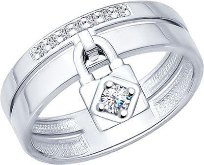 Кольца SOKOLOV 94011979_s