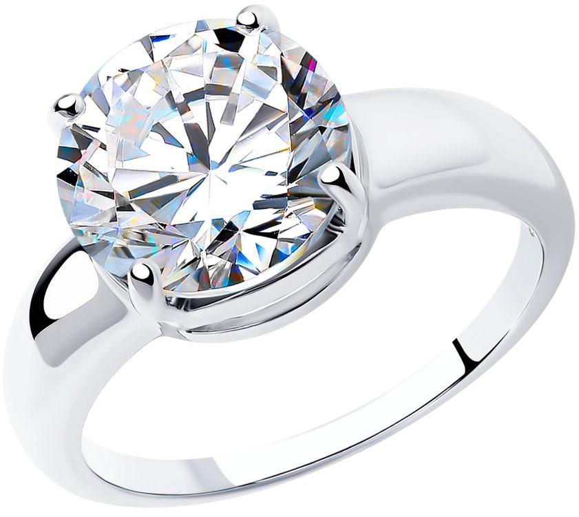 Серебряные кольца Кольца SOKOLOV 94012073_s фото