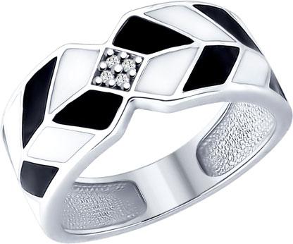 Кольца SOKOLOV 94012162_s