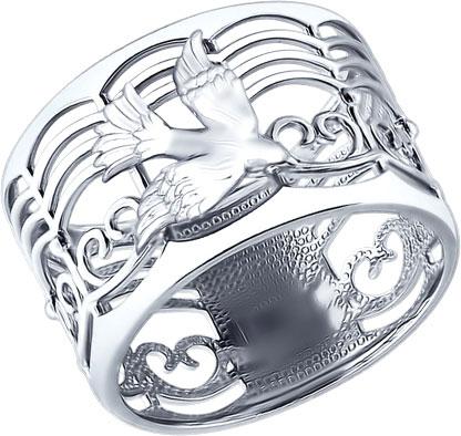 Кольца SOKOLOV 94012184_s ювелирные кольца sokolov кольца