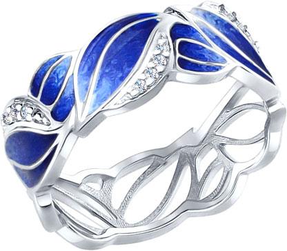 Кольца SOKOLOV 94012252_s ювелирные кольца sokolov кольца