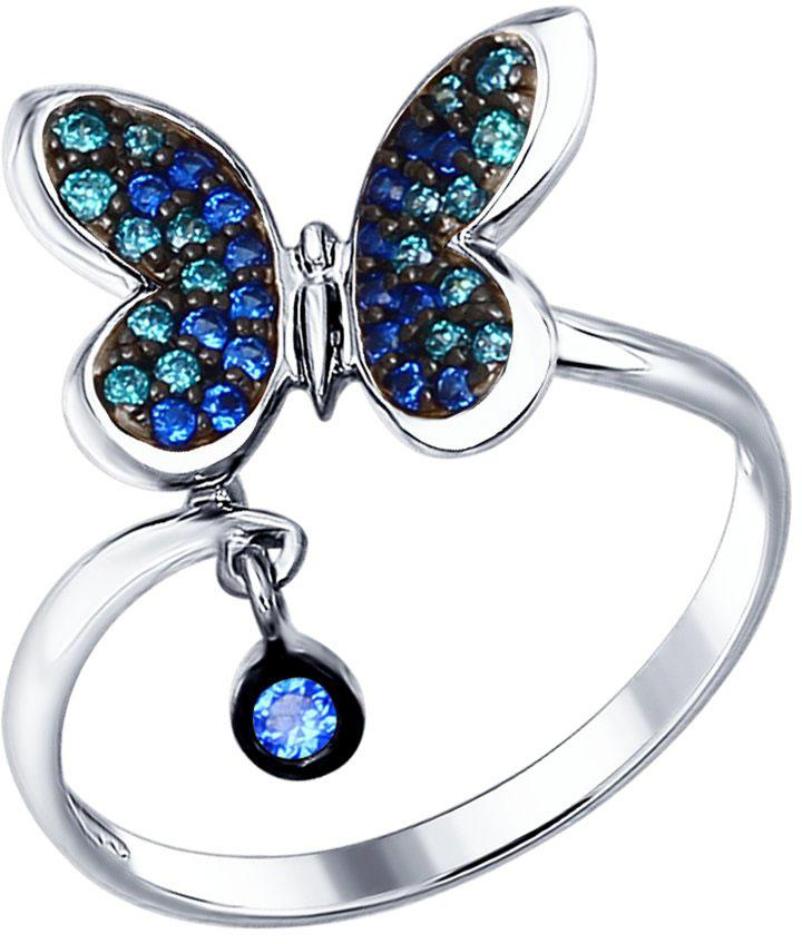 Кольца SOKOLOV 94012308_s ювелирные кольца sokolov кольца
