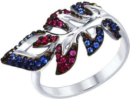 Кольца SOKOLOV 94012355_s u7 европейский американский стиль панк рок кожа чокеры для женщин ювелирные изделия ювелирные изделия красный черный кожа короткие ожерелье женщин