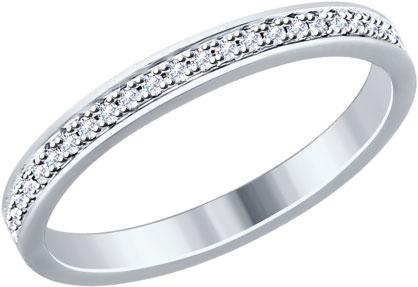 Кольца SOKOLOV 94012515_s_19 золотые кольца высокой пробы
