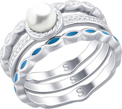 Кольца SOKOLOV 94012525_s