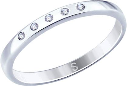 Кольца SOKOLOV 94012717_s