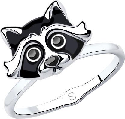 Серебряные кольца Кольца SOKOLOV 94012999_s фото
