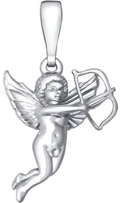 Кулоны, подвески, медальоны SOKOLOV 94030204_s кулоны подвески медальоны sokolov 94031590 s