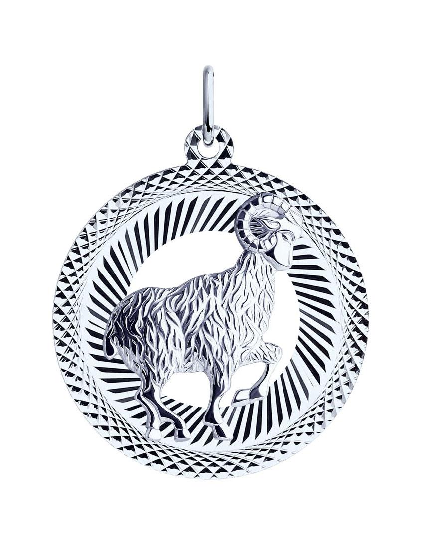 Кулоны, подвески, медальоны SOKOLOV 94030870_s
