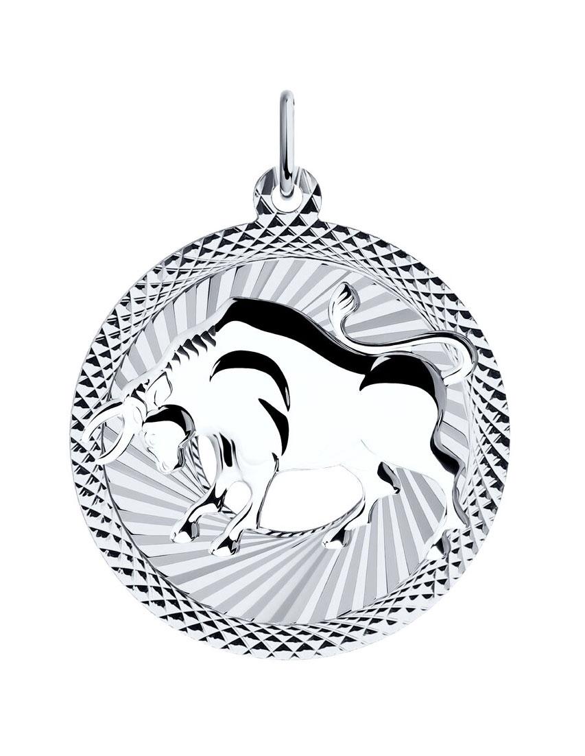 Кулоны, подвески, медальоны SOKOLOV 94030871_s
