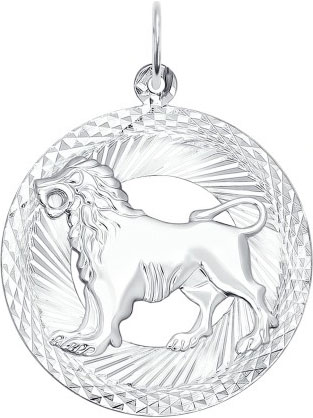 Кулоны, подвески, медальоны SOKOLOV 94030874_s