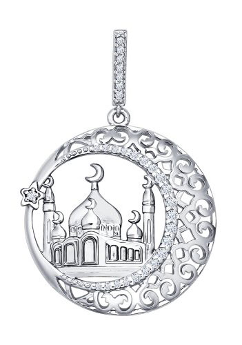 Кулоны, подвески, медальоны SOKOLOV 94031221_s