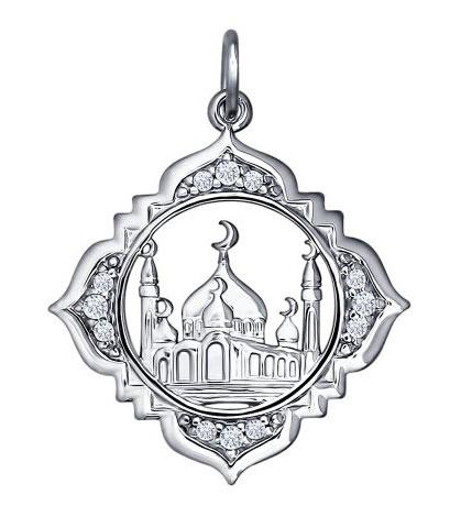 Кулоны, подвески, медальоны SOKOLOV 94031245_s
