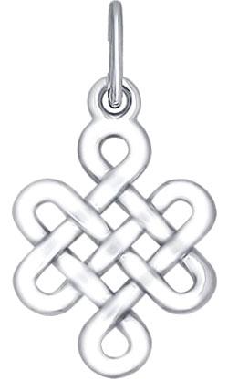 Кулоны, подвески, медальоны SOKOLOV 94031255_s