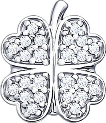 Кулоны, подвески, медальоны SOKOLOV 94031259_s ювелирные подвески sokolov подвеска