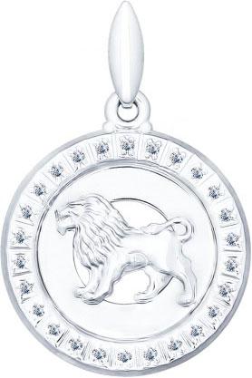 Кулоны, подвески, медальоны SOKOLOV 94031387_s