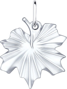 Кулоны, подвески, медальоны SOKOLOV 94031719_s