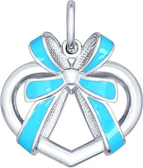 Кулоны, подвески, медальоны SOKOLOV 94031723_s