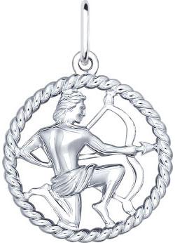 Кулоны, подвески, медальоны SOKOLOV 94031861_s кулоны подвески медальоны sokolov 81030075 s