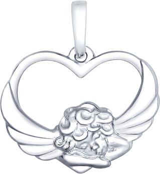 Кулоны, подвески, медальоны SOKOLOV 94031905_s