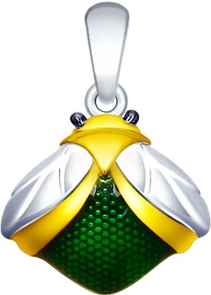 все цены на Кулоны, подвески, медальоны SOKOLOV 94032023_s онлайн