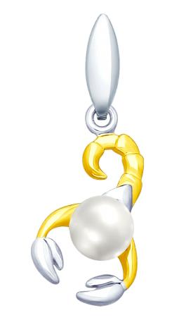 Кулоны, подвески, медальоны SOKOLOV 94032034_s кулоны подвески медальоны sokolov 035318 s