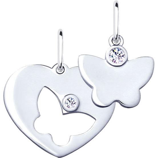 Кулоны, подвески, медальоны SOKOLOV 94032121_s