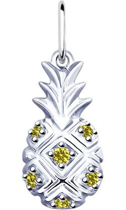 Серебряные кулоны, подвески, медальоны Кулоны, подвески, медальоны SOKOLOV 94032167_s