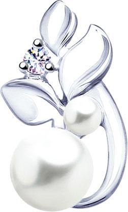 Кулоны, подвески, медальоны SOKOLOV 94032172_s жен мотаться уникальный дизайн в виде подвески кулон серебряный одинарная цепочка перо серьги назначение повседневные