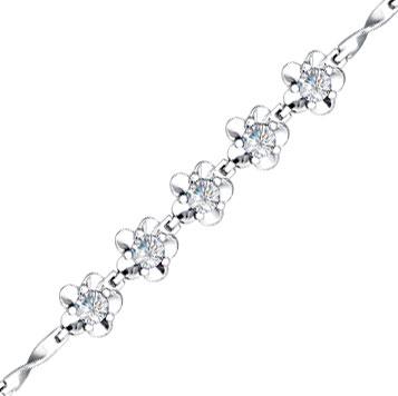Браслеты SOKOLOV 94050044_s женские браслеты sokolov женский серебряный браслет nd94050259 17