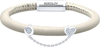 Купить со скидкой Браслеты SOKOLOV 94050326_s