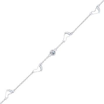 Браслеты SOKOLOV 94050351_s дизайн панков турецкий браслеты для глаз для мужчин женщины новая мода браслет женский сова кожаный браслет камень
