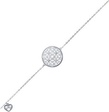 Браслеты SOKOLOV 94050374_s женские браслеты алмаз холдинг женский серебряный браслет alm367804020020 20 5