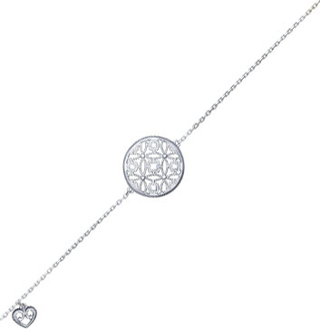 Браслеты SOKOLOV 94050374_s женские браслеты sokolov женский серебряный браслет nd94050259 17