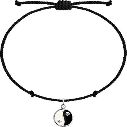 Браслеты SOKOLOV 94050523_s u7 роскошные хрустальные бусины браслеты для женщин ювелирные изделия 2016 новые модный черный красный камень хамса рука сглаза браслет