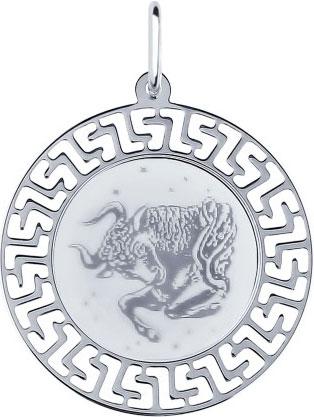 Кулоны, подвески, медальоны SOKOLOV 94100006_s