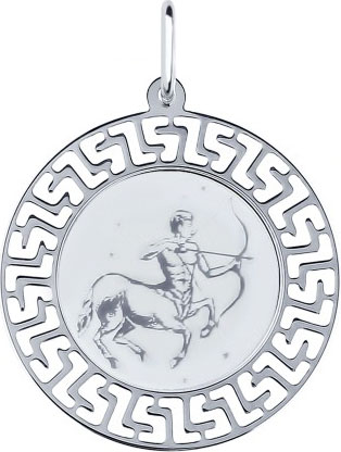 Кулоны, подвески, медальоны SOKOLOV 94100013_s
