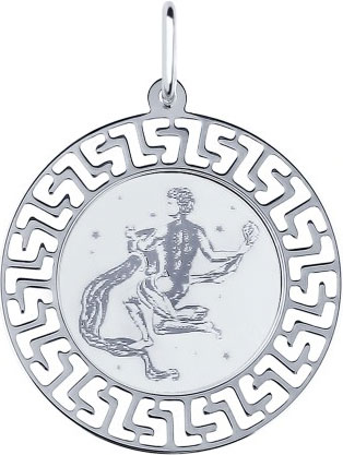 Кулоны, подвески, медальоны SOKOLOV 94100015_s кулоны подвески медальоны sokolov 035318 s