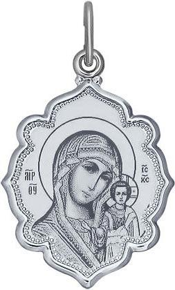 Крестики и иконки SOKOLOV 94100220_s крестики и иконки sokolov 94120064 s