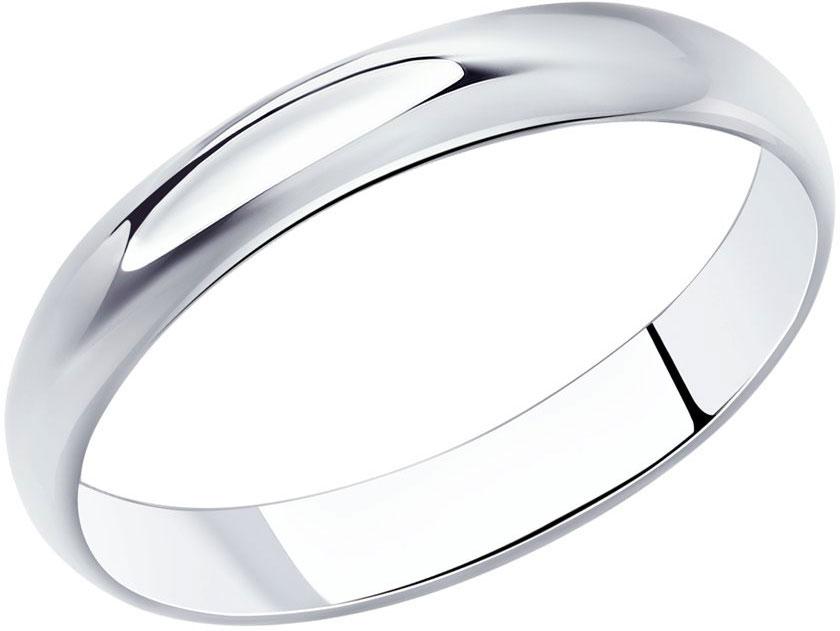 Кольца SOKOLOV 94110002_s женские кольца jv женское серебряное кольцо с куб циркониями f 642r 001 wg 17 5