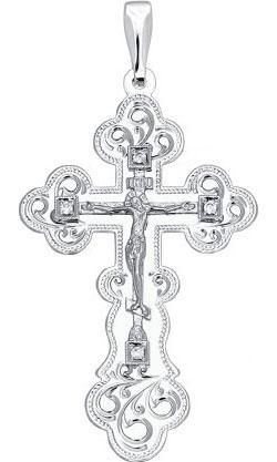 Крестики и иконки SOKOLOV 94120004_s крестики и иконки sokolov 104009 s
