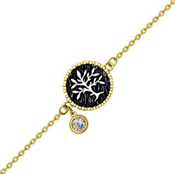 Браслеты SOKOLOV 95050004_s браслет avgad цвет золотистый черный белый br77kl97