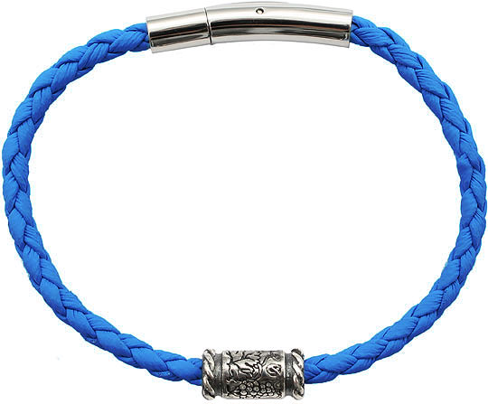 Браслеты SWANKY BK9ST300-TEMNO-GOLUBOJ-sw браслеты браслета и браслеты из
