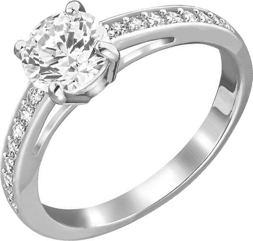 Кольца Swarovski 5032921 кольца ювелирная бижутерия lebedi crystals кольцо в позолоте с кристаллами и элементами swarovski