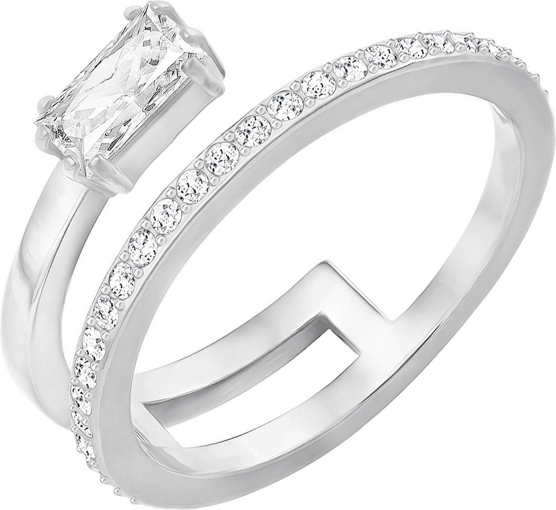 Кольца Swarovski 5265697 swarovski swarovski кольца кольца романтический элегантный минималистский аксессуары no 503291450