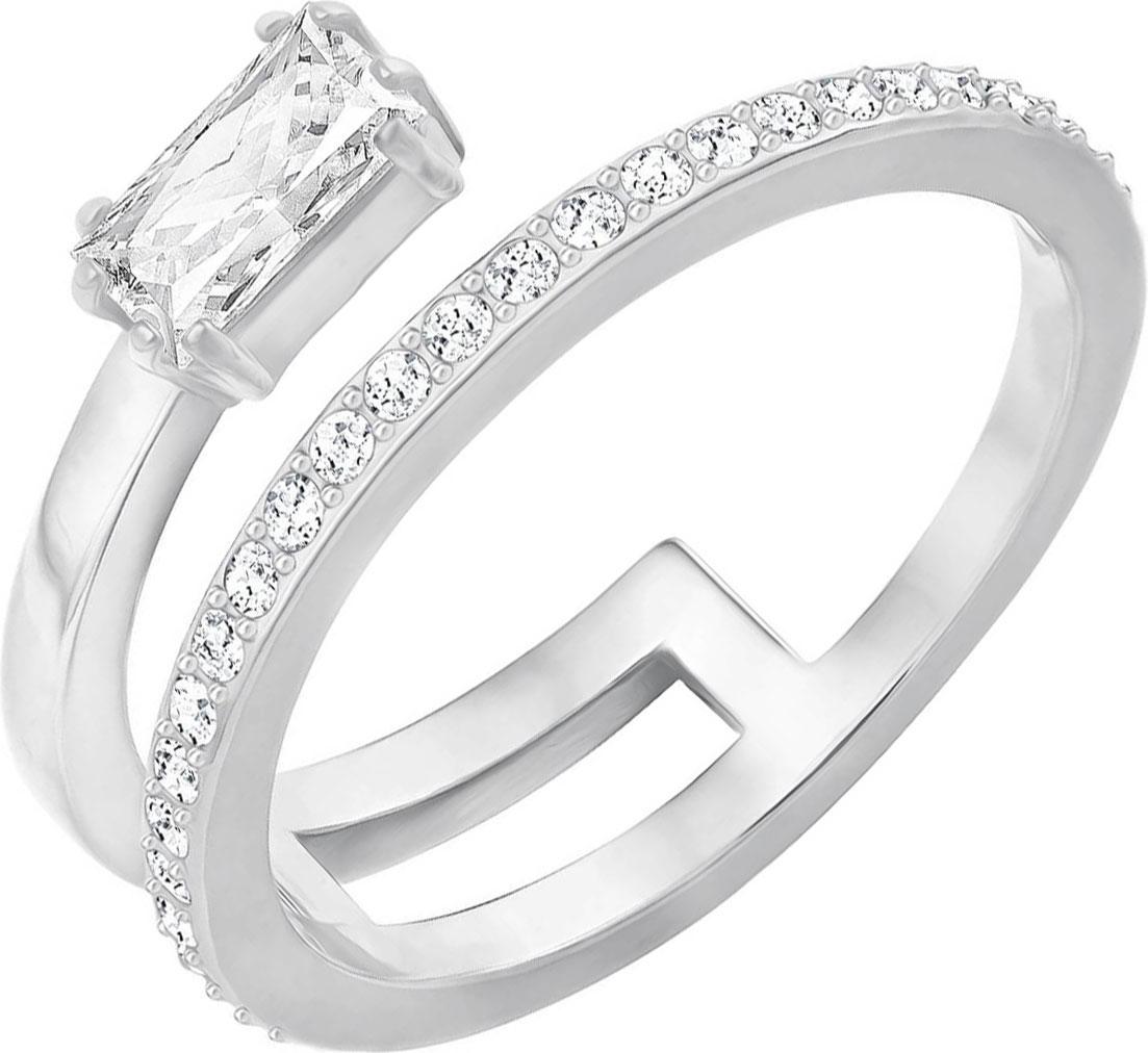 Кольца Swarovski 5286711 кристаллы swarovski crystalpixie edge heart's desire