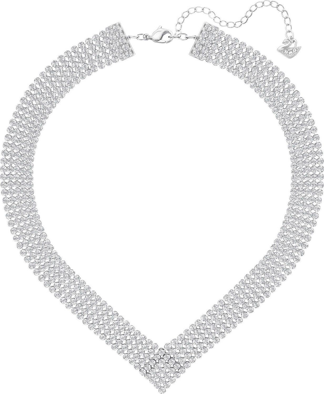 Колье Swarovski 5289715 swarovski swarovski родием ожерелье сердца кулон 1809006